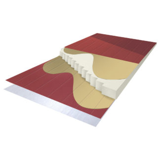 PIR (PUR) стеновые и кровельные панели